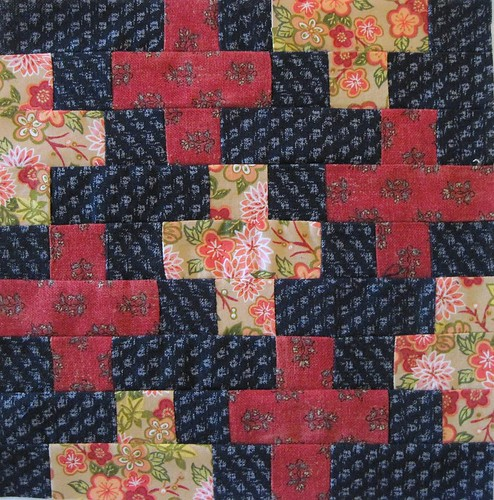 Armchair Quilter: January 2010