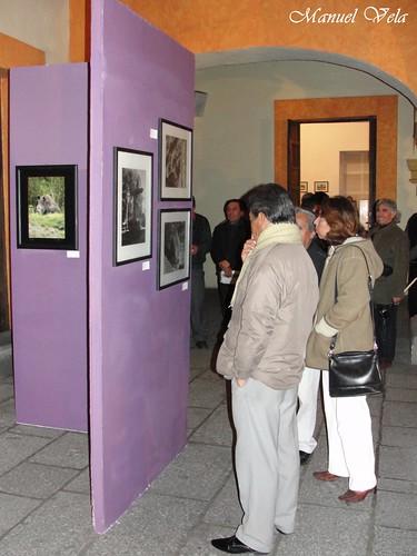DSC00022 RETROSPECTIVA Muestra Fotográfica de Francisco Santillana por LAE Manuel Vela