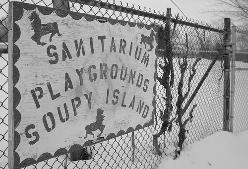 Sanitarium Playgrounds, Soupy Island by Matt Blaze
