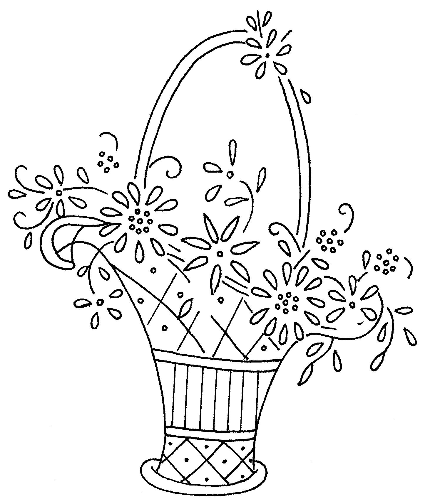flower basket 3