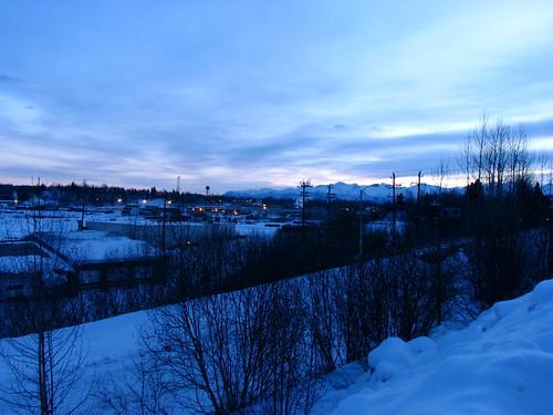 trip travel winter usa alaska america march us united ak anchorage states municipality municipalityofanchorage