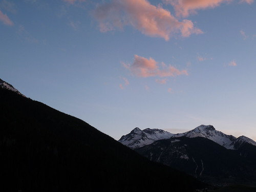 sunset sky mountains clouds colorado sanjuanmountains