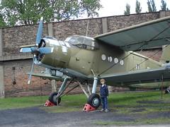 light aircraft(0.0), cessna o-1 bird dog(0.0), air force(0.0), aviation(1.0), military aircraft(1.0), biplane(1.0), airplane(1.0), propeller driven aircraft(1.0), vehicle(1.0), antonov an-2(1.0), aircraft engine(1.0),