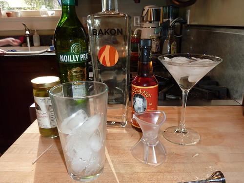 Bakon Martini