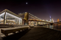 Evening Stroll @ Brooklyn Bridge Park