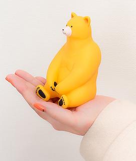 「是熊井大人!」《熊巫女》熊井那津 軟膠立體作品!