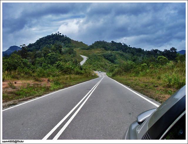 Jalan Kimanis-Keningau