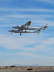 VMS Eve Maiden Flight. Credit Mark Greenberg
