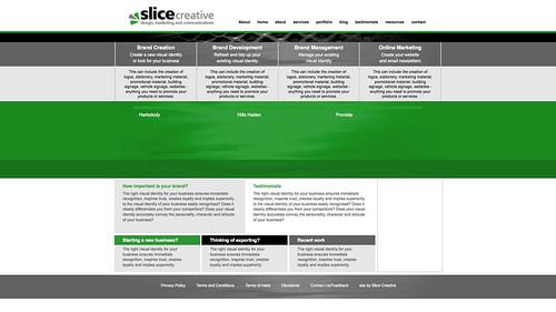 slicecreative doolali site