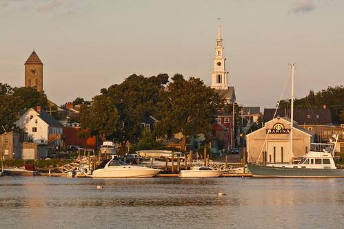 Warren, Rhode Island by Arcturus IV