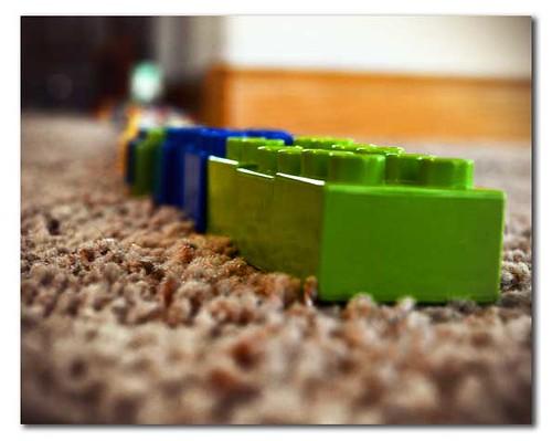 Lego Duplo block