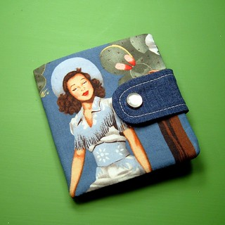 Cowgirl Hip Wallet
