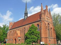 Johanniskirche und Franziskaner-Kloster