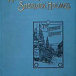 Adventures of Sherlock Holmes (book cover)