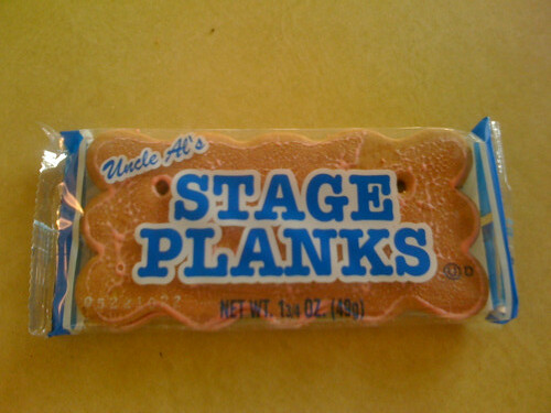 Stage Planks | Flickr - Photo Sharing!