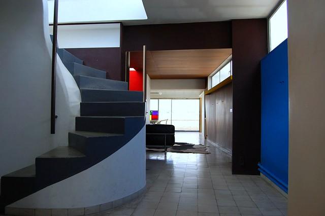 Atelier appartement de le corbusier flickr photo for Appartement atelier
