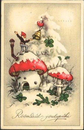 Old World Christmas Cards