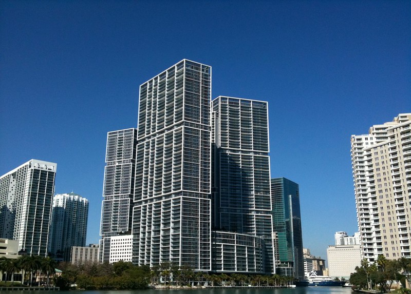 Icon Brickell from Brickell Key