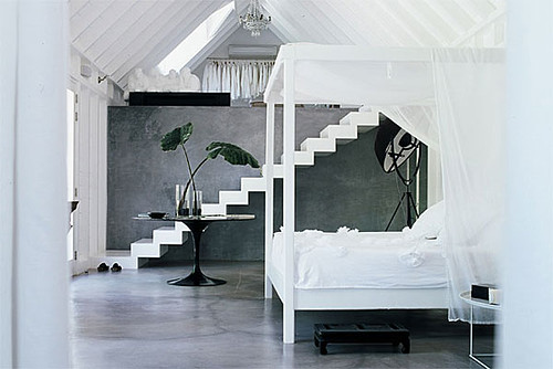 Bedroom via RUM Magazine