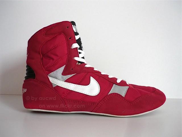 Vintage Nike Wrestling Shoes