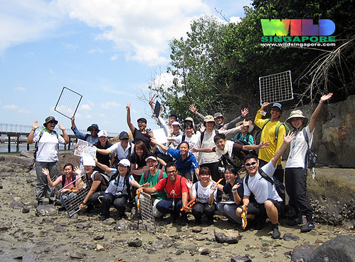 TeamSeagrass outdoor orientation 2010
