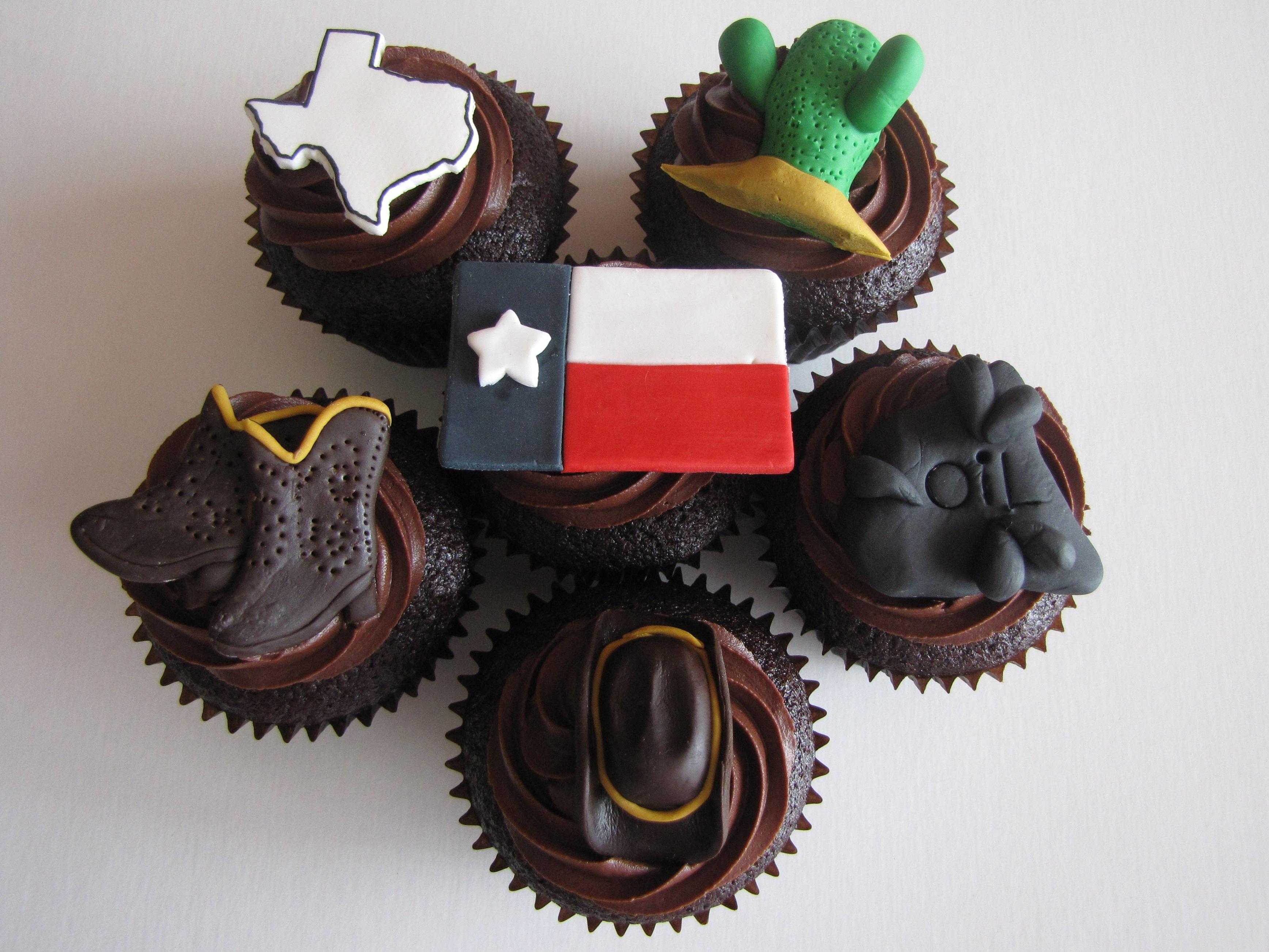 Fondant Cowboy Hat Cake Topper