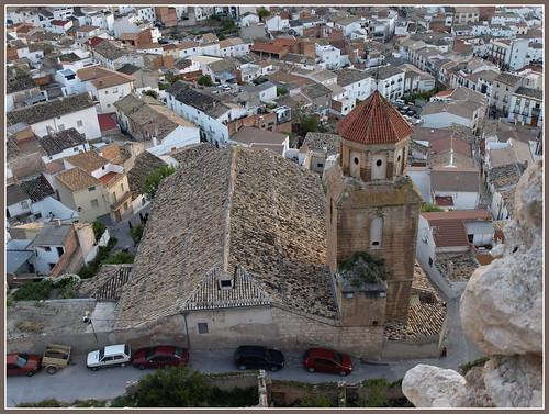 Bedmar y Garcíez (Jaén). Iglesia de Nuestra Señora de la Asunción de Bedmar