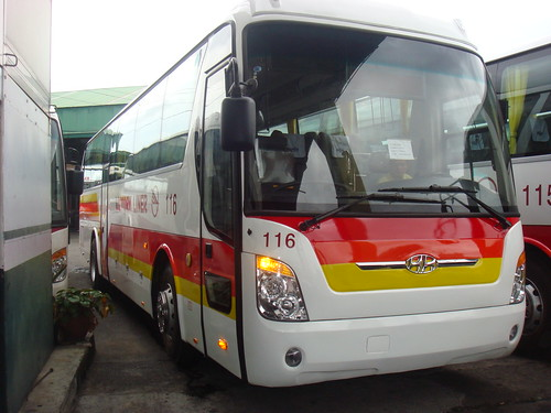 HYUNDAI CHINA DELUXE BUS