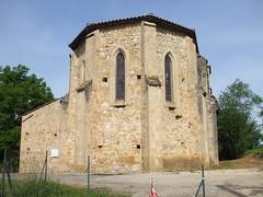 Eglise d'Aigues-Juntes 2