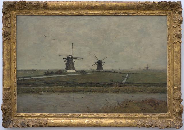 Museum Boijmans van Beuningen - Landschap bij Overschie - Gabriël