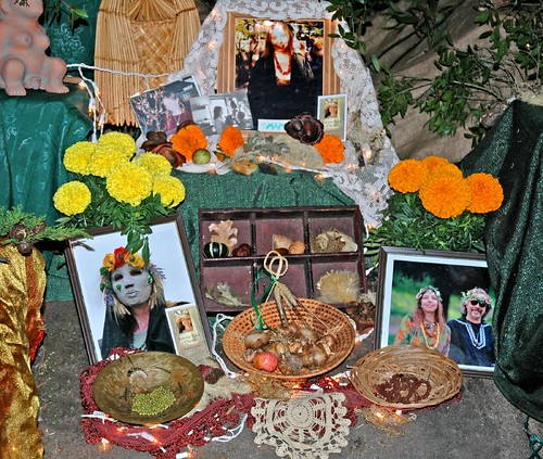 Memorial Altar to Rebekah Filipello at North Altar - August 26, 1952 -- September 11, 2009