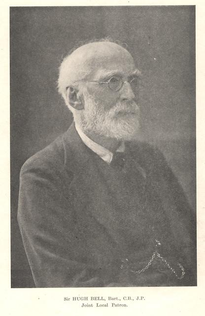 Sir Hugh Bell (1844 - 1931)