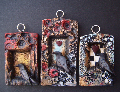 Ravens Watch- pendants