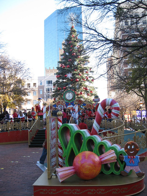 Classroom Decoration Ideas Fort Worth : Sundance square christmas decorations in ft worth flickr
