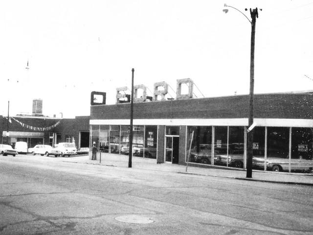 Ford Dealer St Joseph Mo 1964 Flickr Photo Sharing