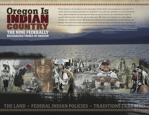 Oregon is Indian Country