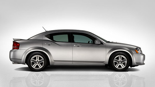 2010 Dodge Avenger Seattle
