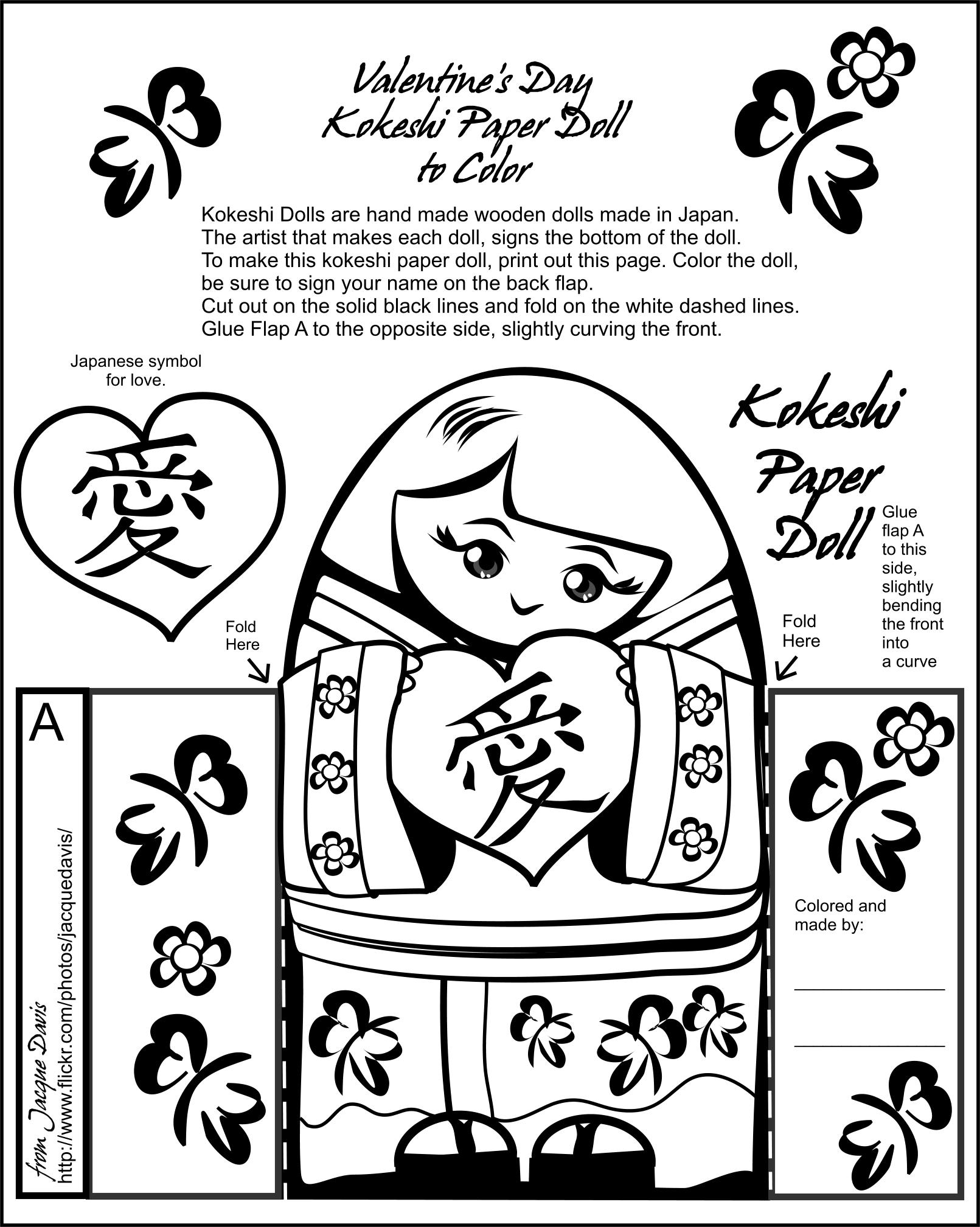 doll clothes coloring pages alltoys for