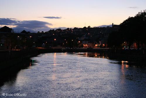 Dusk on the River Lee
