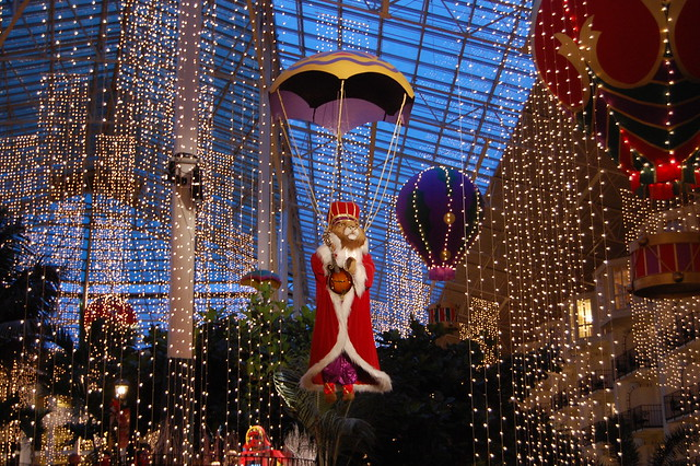 Christmas at the Opryland Hotel