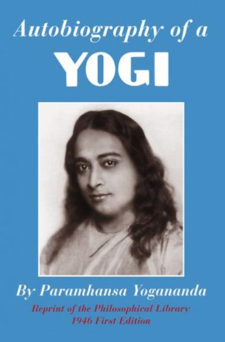 autobiography of a yogi first edition