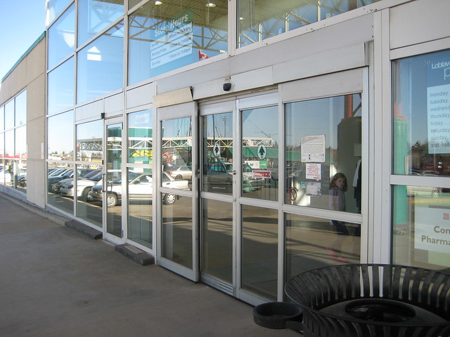 Automatic doors an album on flickr