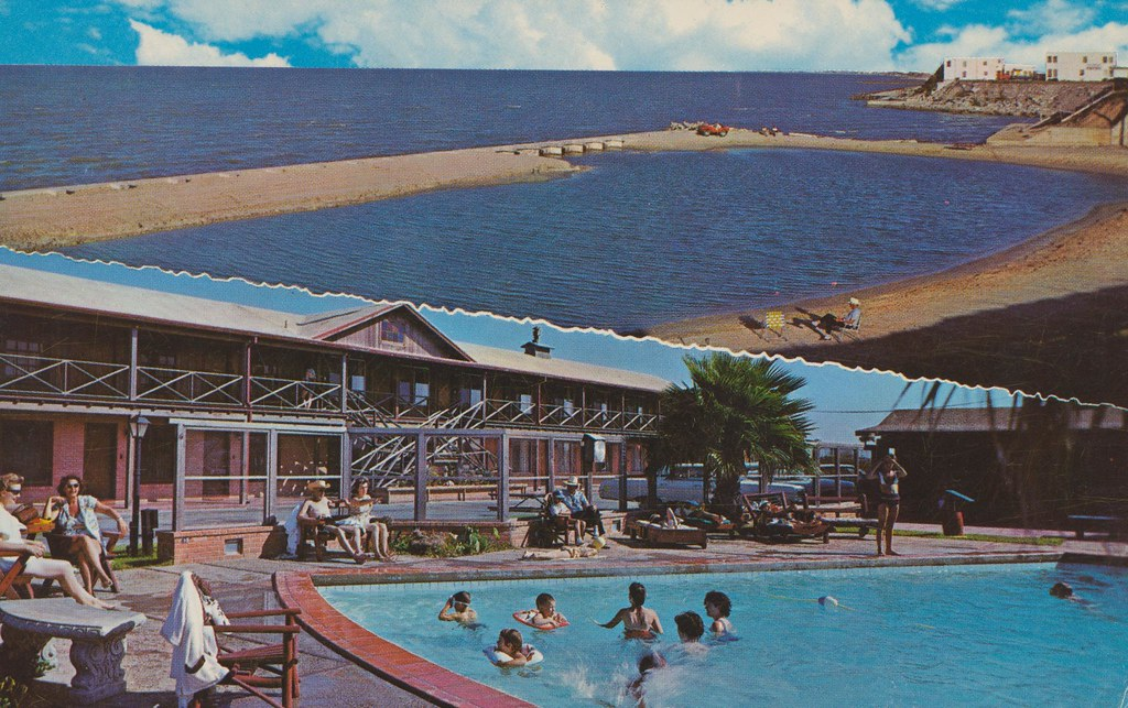 Motel Sea Ranch - Corpus Christi, Texas
