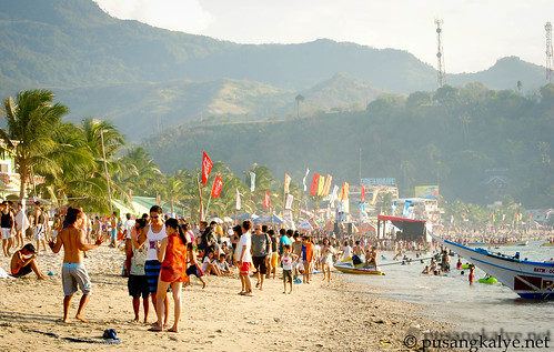 puerto galera on holy week