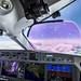 Bombardier C Series CS100 Flight Deck by Patcard
