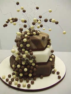 cascade of maltesers