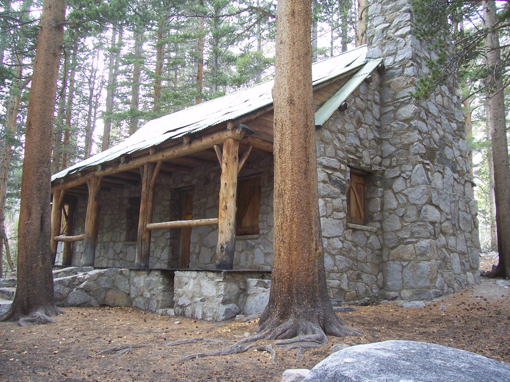 The Creak Of Boots Lon Chaney 39 S Stone Cabin