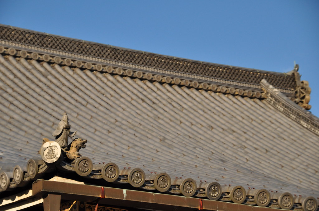 Roof decoration