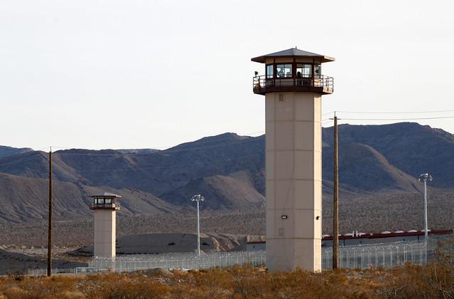 High Desert State Prison Indian Springs Nv Flickr