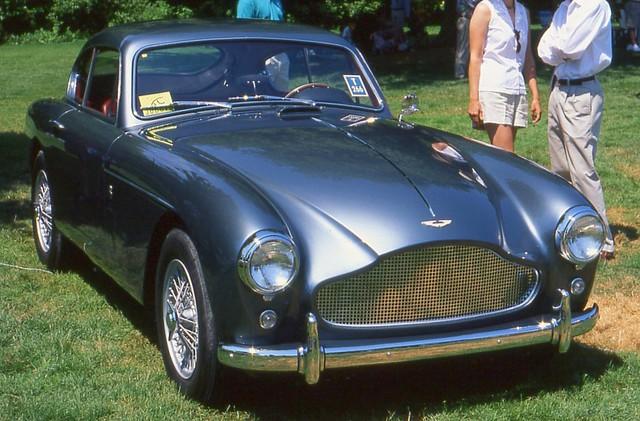 1959 Aston Martin DB 2/4 MK III hatchback | Flickr - Photo Sharing!